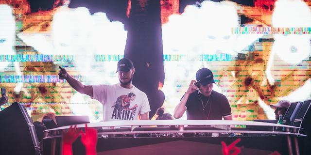 Flosstradamus Drops Hi-Def Youth Tour Mix
