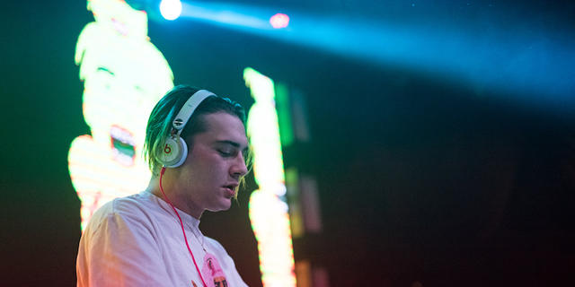 Getter Drops Two Hour Mix On BBC Radio