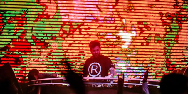 Dillon Francis Headlines Fashion Party at Surrender