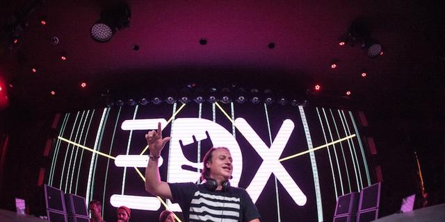 EDX Drops A New Mix On His Latest Podcast