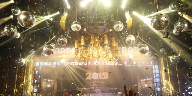 Relive The Best Moments From New Year's Eve Weekend