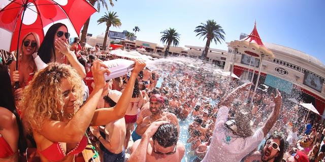 Encore Beach Club Goes Larger Than Life With New Big Fridays Event