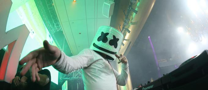 "Marshmello Drops New Track ""Alone"""