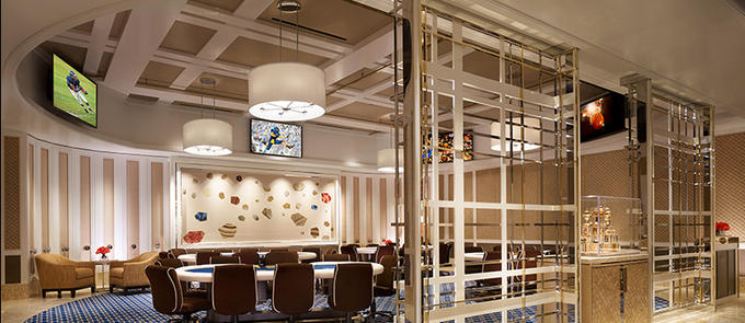 Wynn Unveils Expansive New Poker Room at Encore
