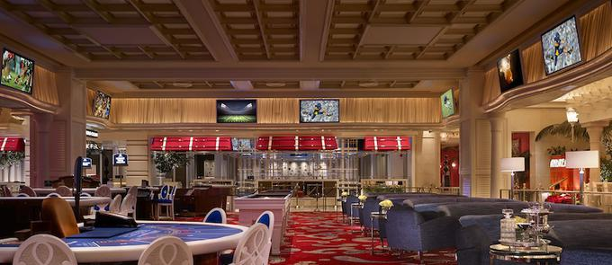 Encore Players Lounge Kicks Off Football Season