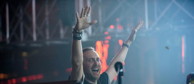 David Guetta Returns For Fall Residency